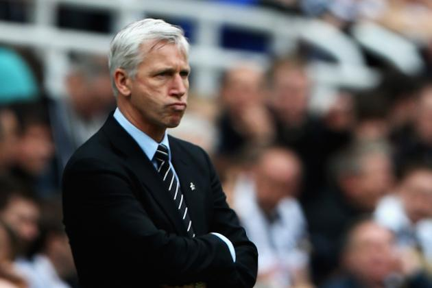 Newcastle Utd Confirm Alan Pardew Will Stay, Set Top-Half Target