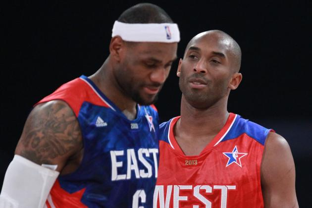 LeBron, Kobe Highlight All-NBA Teams