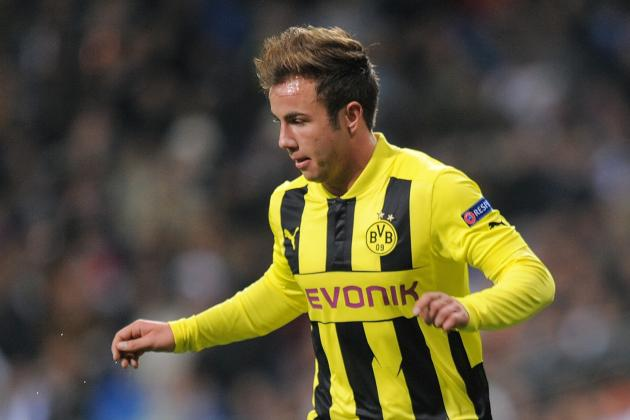 Assessing Juergen Klopp's Champions League Final Options Without Mario Goetze