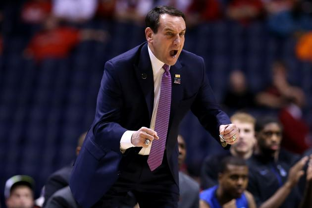 Mike Krzyzewski's ACC Forecast: Ten-Bid League, Best in Class