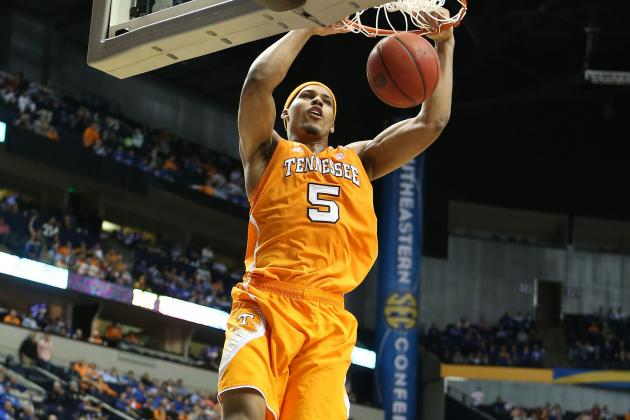Jarnell Stokes Selected to Try Out for U19 National Team