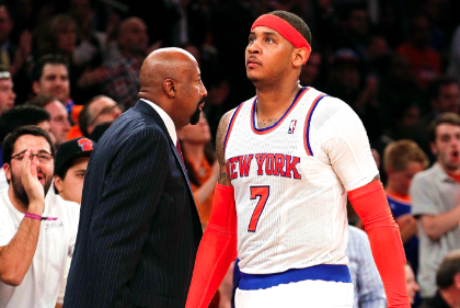 Carmelo Anthony Injury Unlikely to Have Hampered New York Knicks in Playoffs