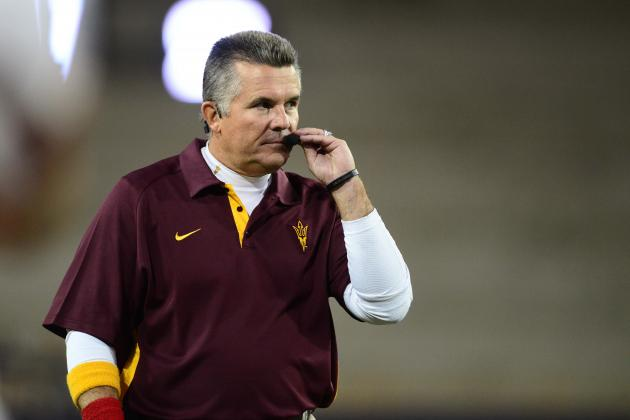 Todd Graham 'Twice as Prepared' to Face Tough Schedule