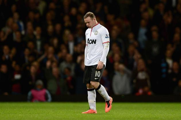 Manchester United Transfer Rumours: Analyzing Latest Buzz Around Wayne Rooney