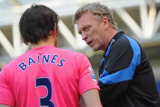 Baines Confident Everton Can Prosper Despite the Loss of Moyes