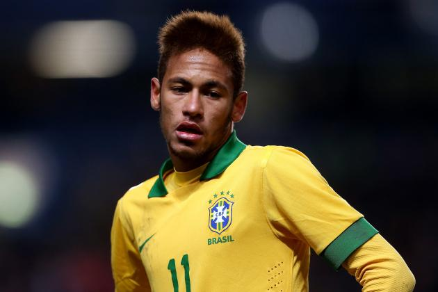 How Neymar Would Fit in at Barcelona, Bayern Munich and Real Madrid