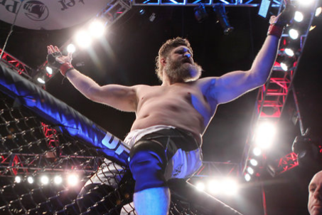UFC: Roy Nelson Says He's the Barry Sanders of MMA