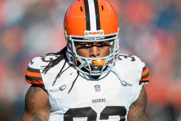 "RB Trent Richardson, TE Jordan Cameron Sidelined as ""Precaution"""