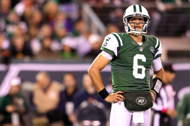 Jets Player Reportedly Claims 80-90 Percent of Team Wants Mark Sanchez Benched