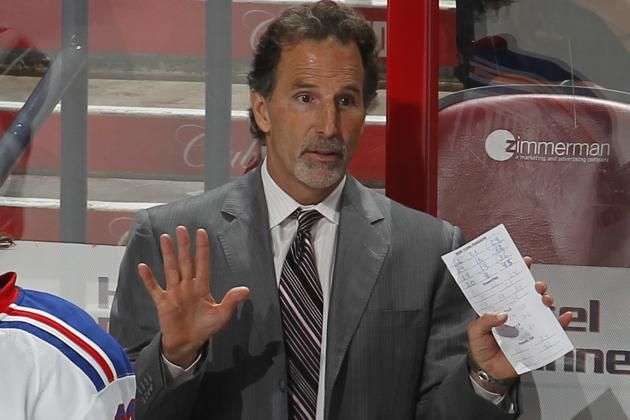Is John Tortorella Clueless or a Genius for Scratching Brad Richards in Game 4?