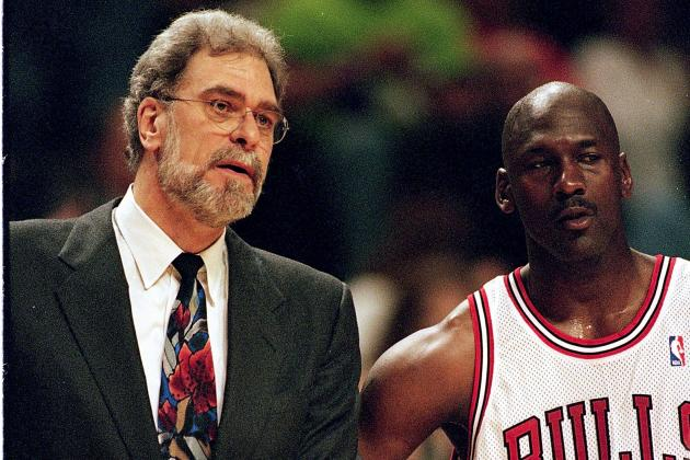 Phil Would Take Bill Russell, Not Michael Jordan, as First Player to Start Team