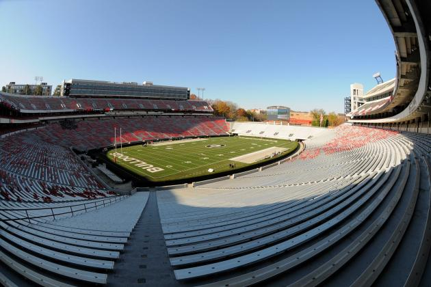 Georgia Football: Board Approves $1.25 Million for Sanford Stadium Improvements