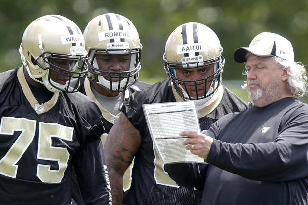 Rob Ryan Says He Got 'lucky' to Land with New Orleans Saints