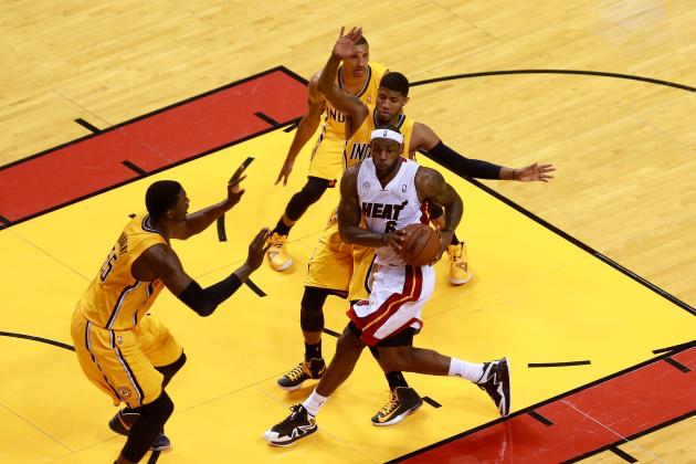 NBA Playoffs: What We've Learned from Game 1 of Indiana Pacers-Miami Heat Series