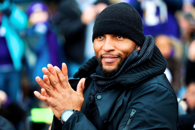Ray Lewis to Climb Mt. Kilimanjaro for Charity