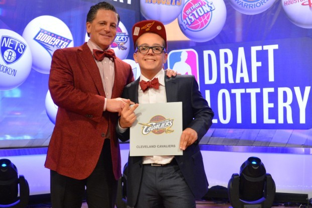 NBA Draft Order 2013: Where Every Team Is Slotted in First Round