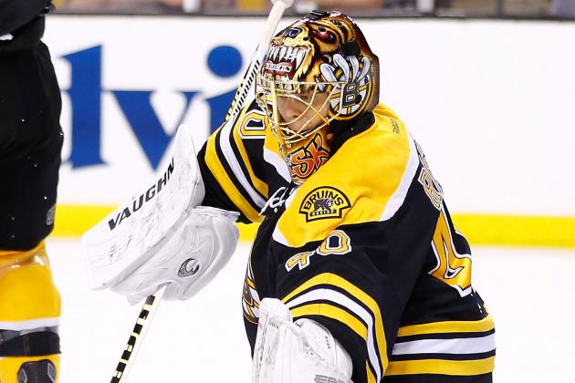 Tuukka Rask Evolving into One of Game's Best