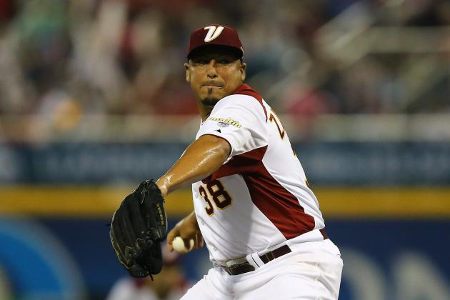 Carlos Zambrano Takes One Step Closer to Philly