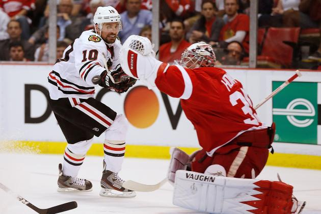 Chicago Blackhawks: How Game 4 Shapes Up in the Motor City