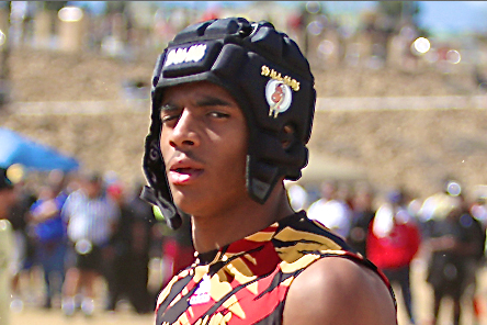 LSU Offers Scholarship to Snoop Lion's Son, 2015 WR Cordell Broadus