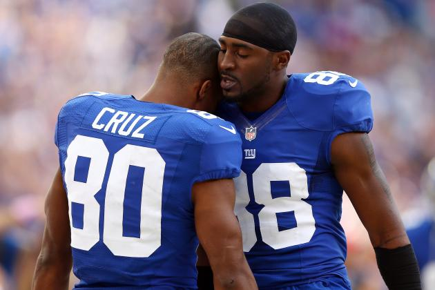 New York Giants' Fate Lies in Contract Situations of Nicks and Cruz