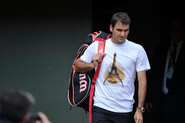 Roger Federer's Biggest Strengths Will Be Neutralized at 2013 French Open