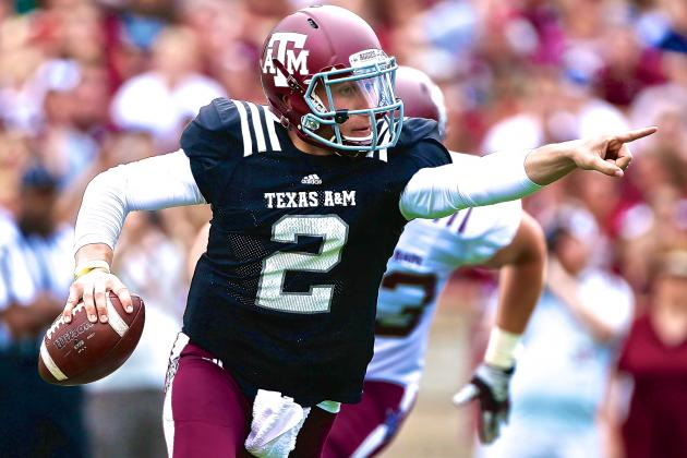 SEC Football Q&A: Is Texas A&M Overhyped Because of Johnny Manziel?