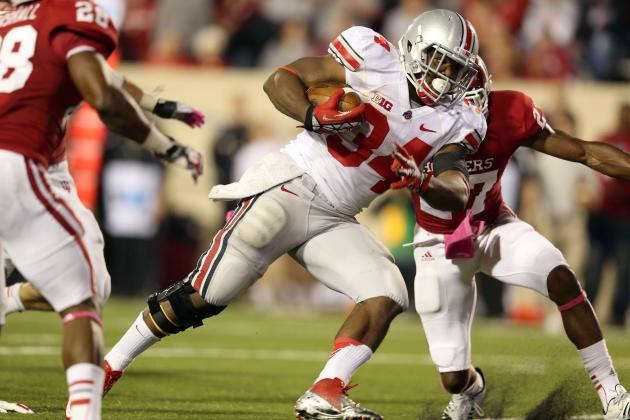 Why Ohio State's Carlos Hyde Will Be the Best Big Ten RB in 2013