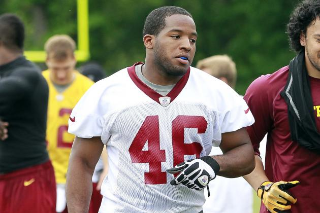 Morris: Redskins Motivated by 'a Bad Taste in Our Mouth'