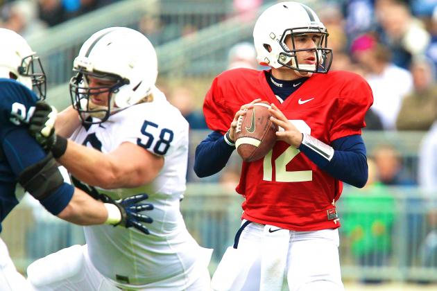 Ex-Penn State QB Steven Bench Will Transfer to South Florida