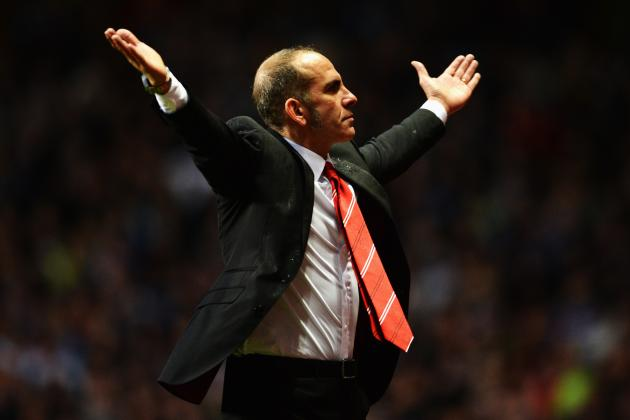 Players Behaving Badly Face Headmasterly Wrath as Di Canio Lays Down Law
