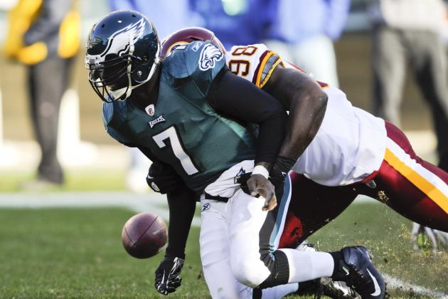 Why the Philadelphia Eagles Will Finish Dead Last in the NFC East in 2013