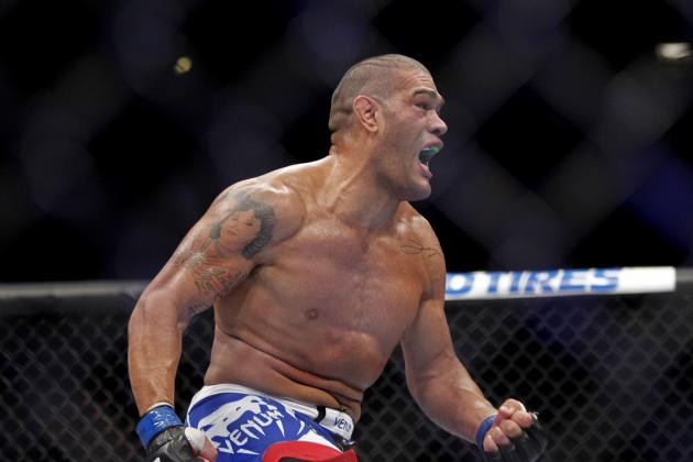 UFC 160: Silva Will Avenge Loss To Velasquez in Spectacular Fashion