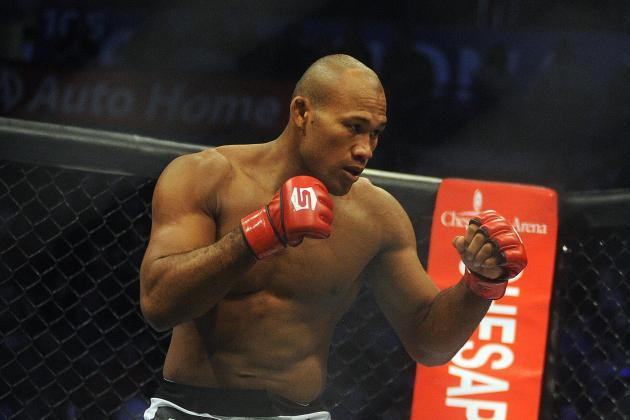 Jacare Souza Faces Yushin Okami Next in the UFC, No Date for the Fight Yet