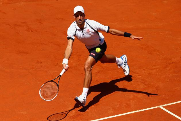 Novak Djokovic Isn't Playing Well Enough to Beat Rafael Nadal at French Open