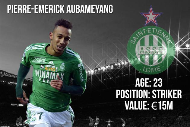 Pierre-Emerick Aubameyang: Summer Transfer Window Profile and Scouting Report