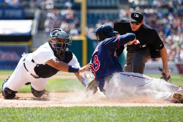 ESPN Gamecast: Twins vs. Tigers