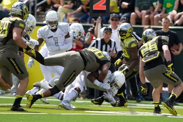 Ducks Announce Future FCS Football Foes