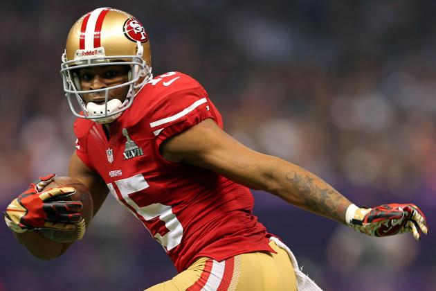 Michael Crabtree's Injury Could Provide a Few Silver Linings for 49ers