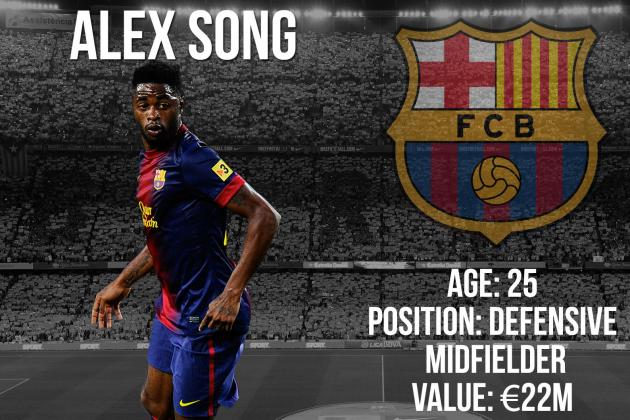 Alex Song: Summer Transfer Window Profile and Scouting Report