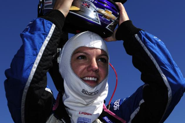 Record-Tying 4 Women in the Field for Indy 500
