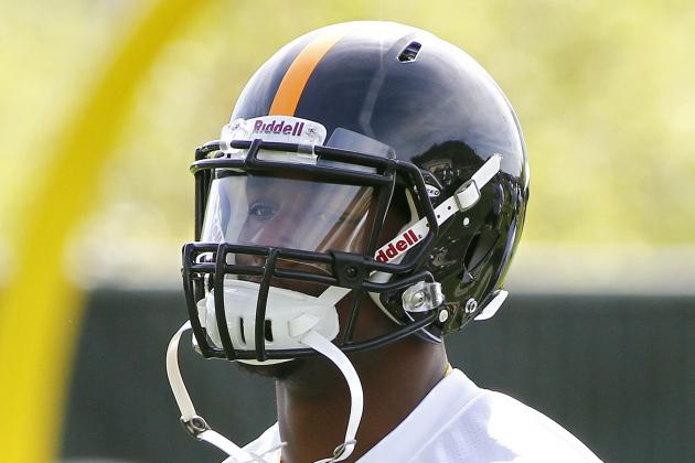 Bell Ready to Make Impact in Crowded Backfield