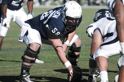 Center Tyler Larsen Named to 2013 Rimington Trophy Watch List