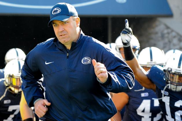 Penn State Football: How Bill O'Brien Has Saved Football in Happy Valley