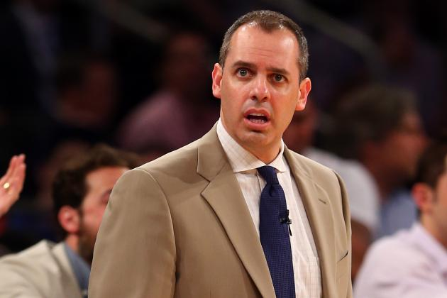 Heat Play 'More Intelligent' Basketball Than Knicks, Says Frank Vogel