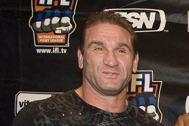 Ken Shamrock: UFC Groomed Brock Lesnar in the Worst Way