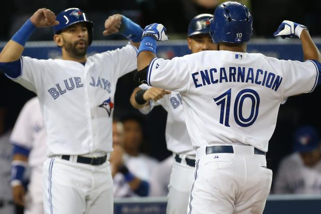 Blue Jays 12, Orioles 6