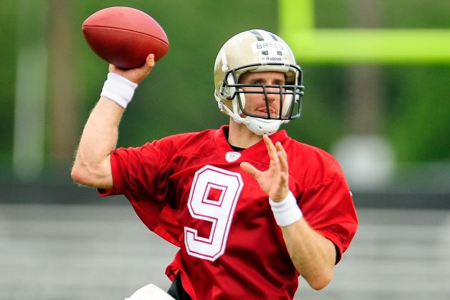 New Orleans Saints Return to Business as Usual Under Sean Payton at OTAs