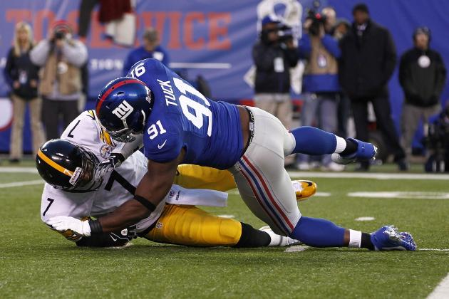 Has Justin Tuck Finally Solved His Motivation Issues?