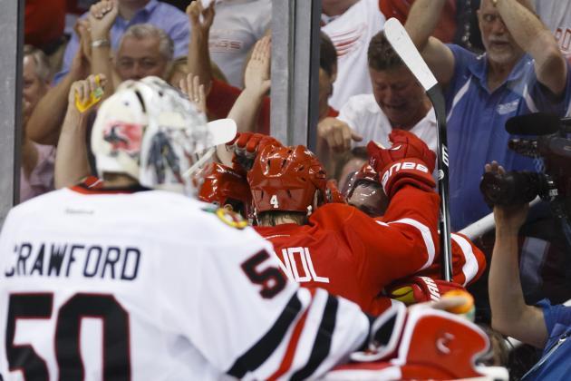 Crawford, Blackhawks 'Pissed Off'